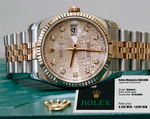 Rolex Malaysia Tissot Omega Longines Thuy Sy 917USD giam con 5500000d