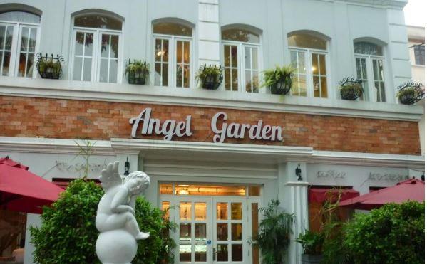 Angel Coffee Garden.
