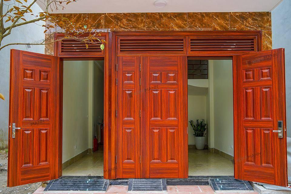 cửa thép vân gỗ giá rẻ (17).